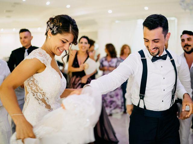 Il matrimonio di Emanuele e Anna a Lucera, Foggia 34
