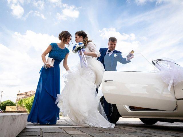 Il matrimonio di Nicola e Silvia a Borgoricco, Padova 9