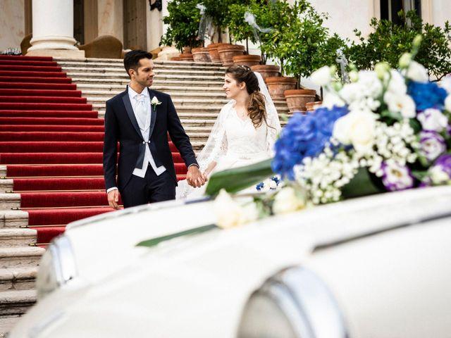 Il matrimonio di Nicola e Silvia a Borgoricco, Padova 15