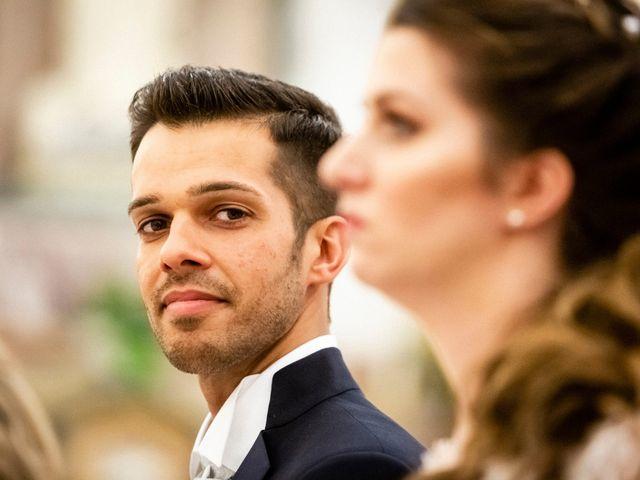 Il matrimonio di Nicola e Silvia a Borgoricco, Padova 23