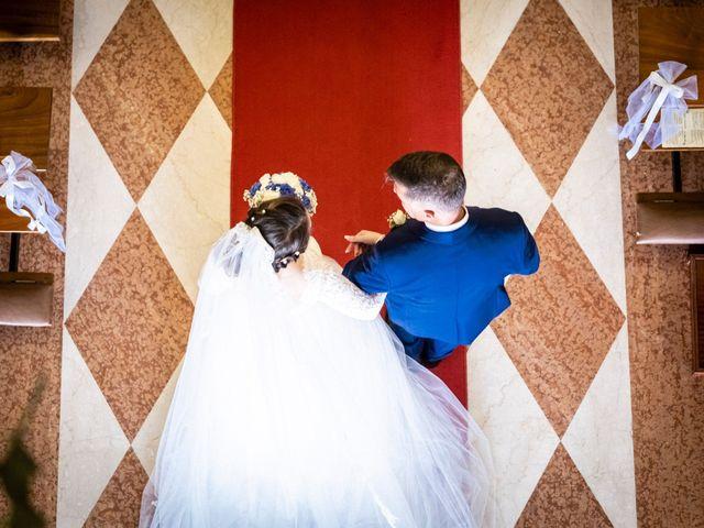 Il matrimonio di Nicola e Silvia a Borgoricco, Padova 1