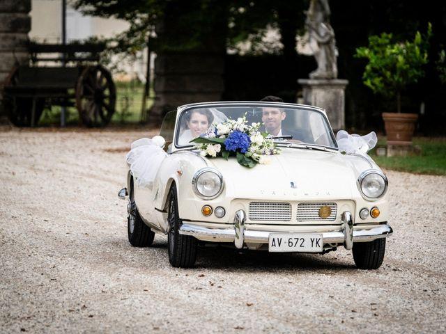 Il matrimonio di Nicola e Silvia a Borgoricco, Padova 31