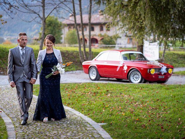Il matrimonio di Giorgio e Sara a Gromo, Bergamo 3