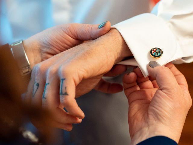 Il matrimonio di Giorgio e Sara a Gromo, Bergamo 10