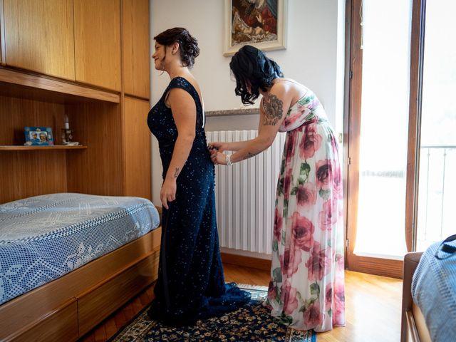Il matrimonio di Giorgio e Sara a Gromo, Bergamo 27