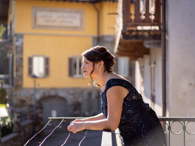 Il matrimonio di Giorgio e Sara a Gromo, Bergamo 32