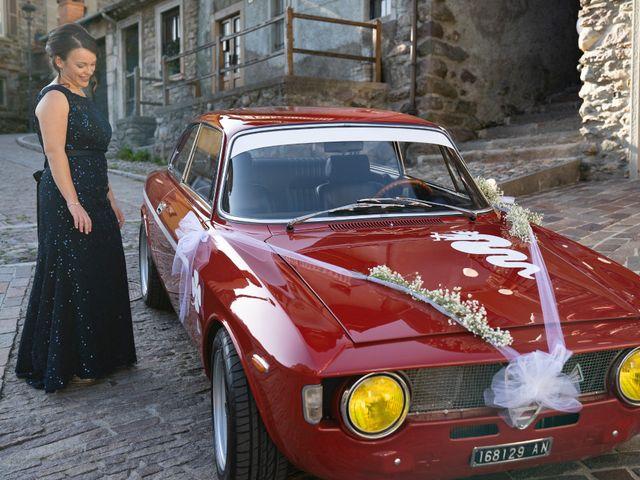 Il matrimonio di Giorgio e Sara a Gromo, Bergamo 33