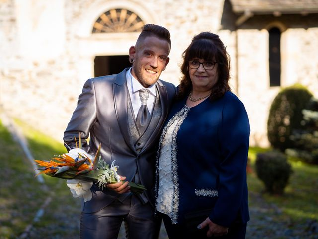 Il matrimonio di Giorgio e Sara a Gromo, Bergamo 36