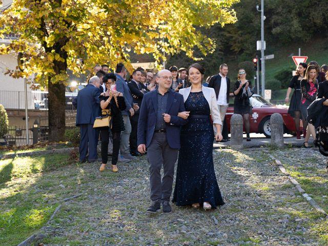 Il matrimonio di Giorgio e Sara a Gromo, Bergamo 38