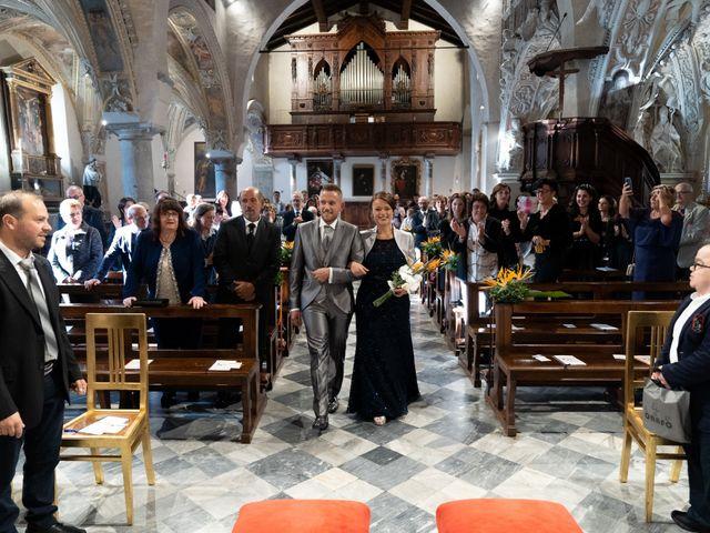 Il matrimonio di Giorgio e Sara a Gromo, Bergamo 39