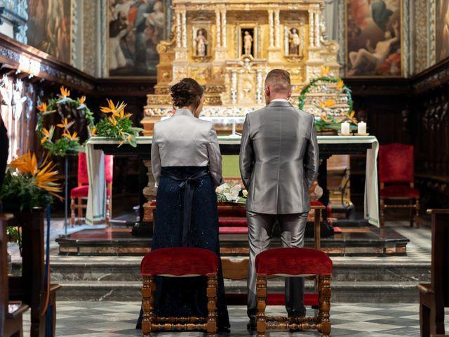 Il matrimonio di Giorgio e Sara a Gromo, Bergamo 40