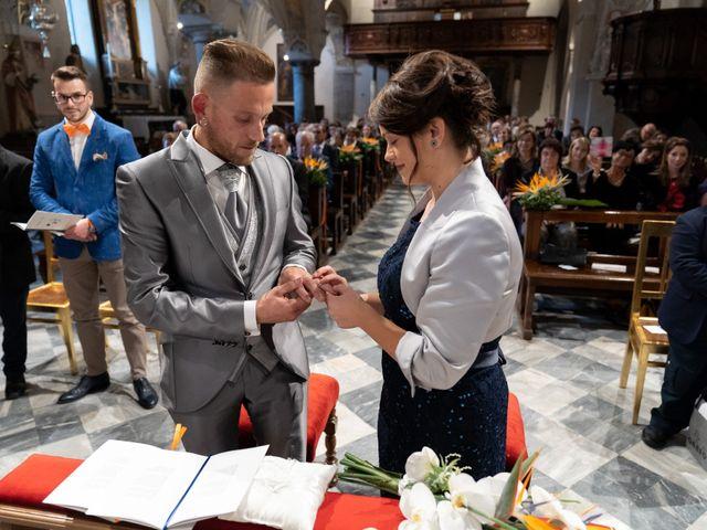 Il matrimonio di Giorgio e Sara a Gromo, Bergamo 46