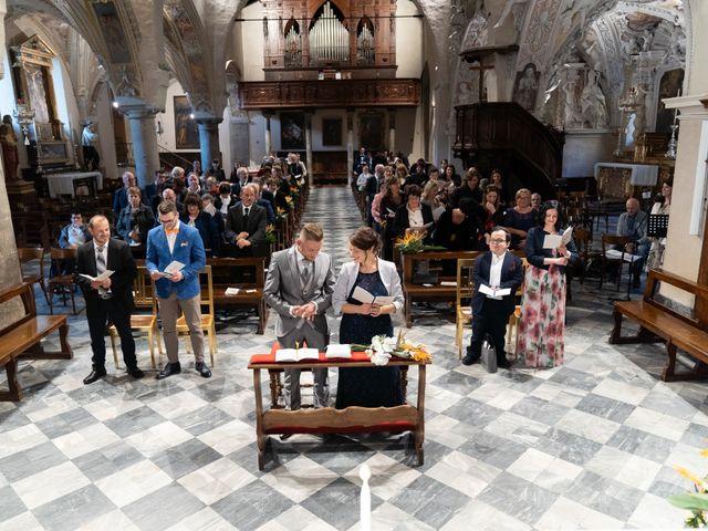 Il matrimonio di Giorgio e Sara a Gromo, Bergamo 47