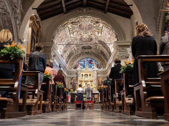 Il matrimonio di Giorgio e Sara a Gromo, Bergamo 2