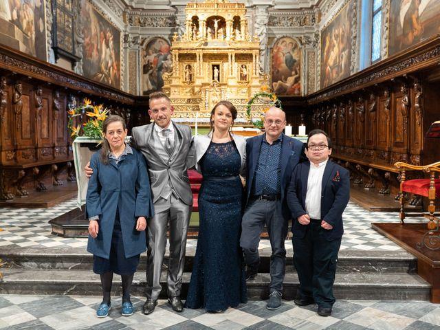 Il matrimonio di Giorgio e Sara a Gromo, Bergamo 48