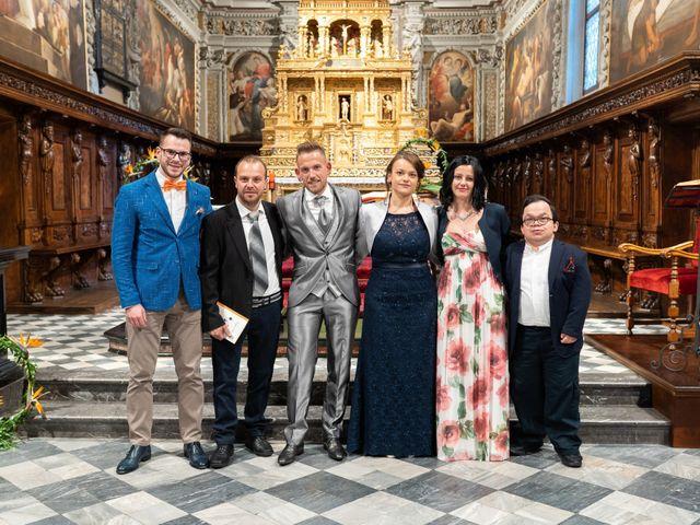 Il matrimonio di Giorgio e Sara a Gromo, Bergamo 50