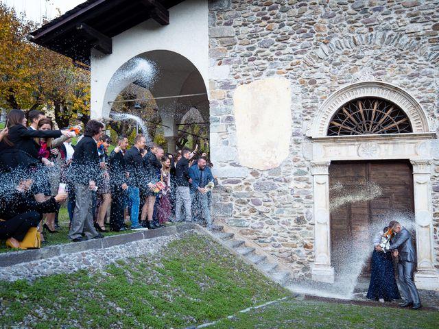 Il matrimonio di Giorgio e Sara a Gromo, Bergamo 51