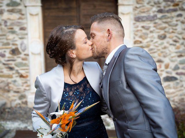 Il matrimonio di Giorgio e Sara a Gromo, Bergamo 52