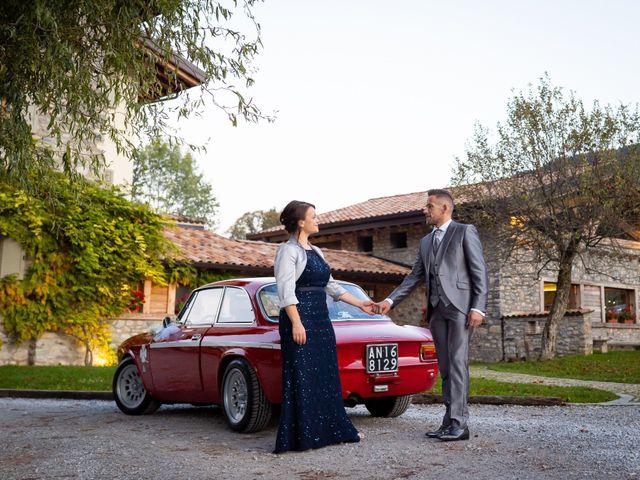 Il matrimonio di Giorgio e Sara a Gromo, Bergamo 61