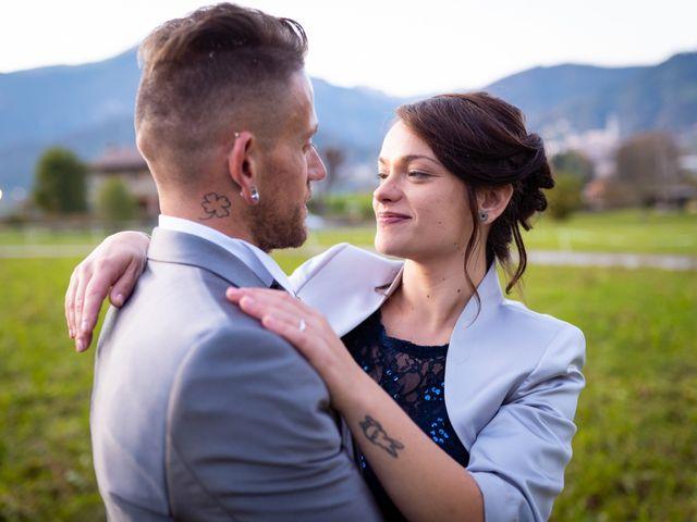 Il matrimonio di Giorgio e Sara a Gromo, Bergamo 63