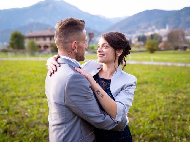 Il matrimonio di Giorgio e Sara a Gromo, Bergamo 64