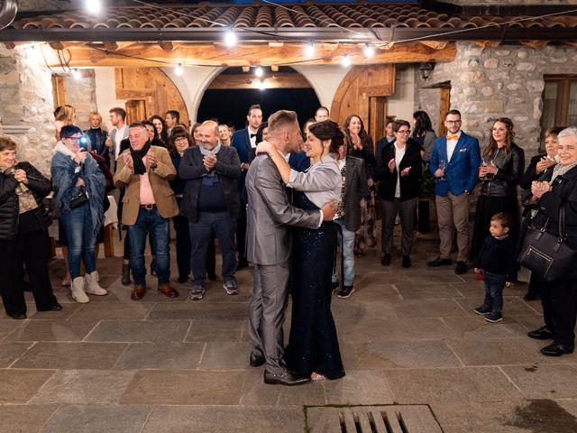 Il matrimonio di Giorgio e Sara a Gromo, Bergamo 68