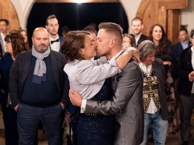 Il matrimonio di Giorgio e Sara a Gromo, Bergamo 69
