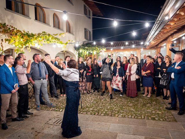 Il matrimonio di Giorgio e Sara a Gromo, Bergamo 83