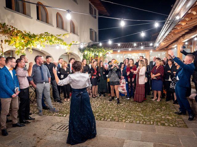 Il matrimonio di Giorgio e Sara a Gromo, Bergamo 84
