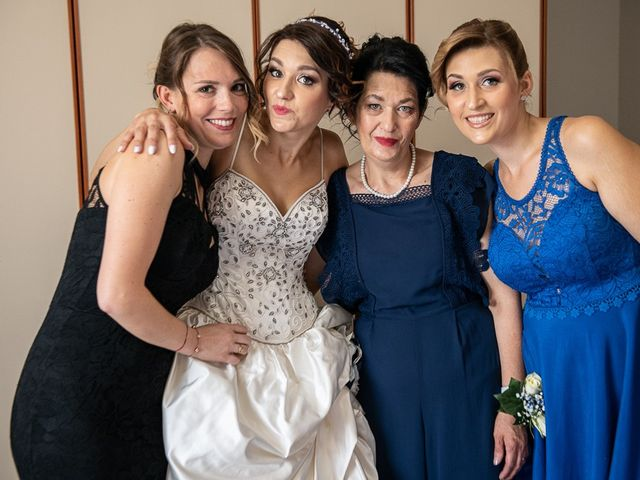 Il matrimonio di Nicolò e Marika a Bedizzole, Brescia 57