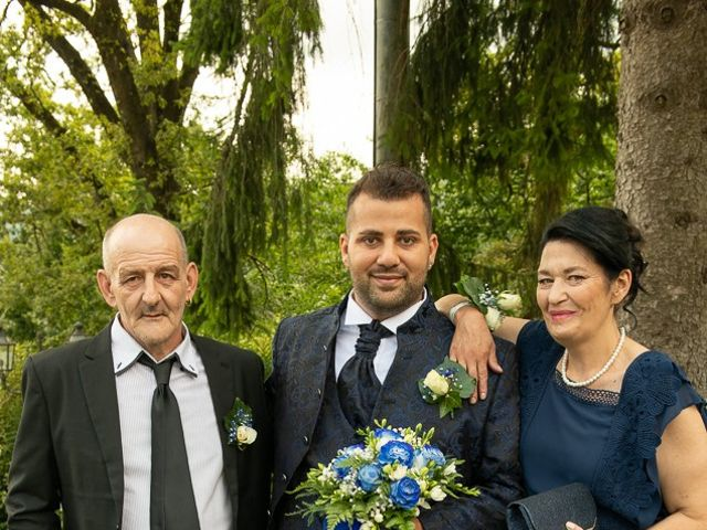 Il matrimonio di Nicolò e Marika a Bedizzole, Brescia 68
