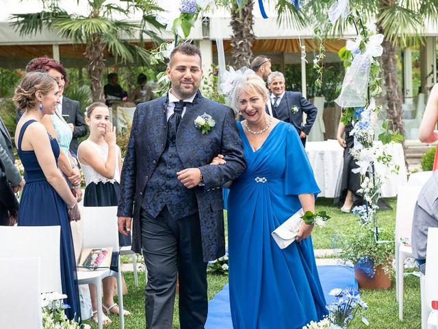 Il matrimonio di Nicolò e Marika a Bedizzole, Brescia 72