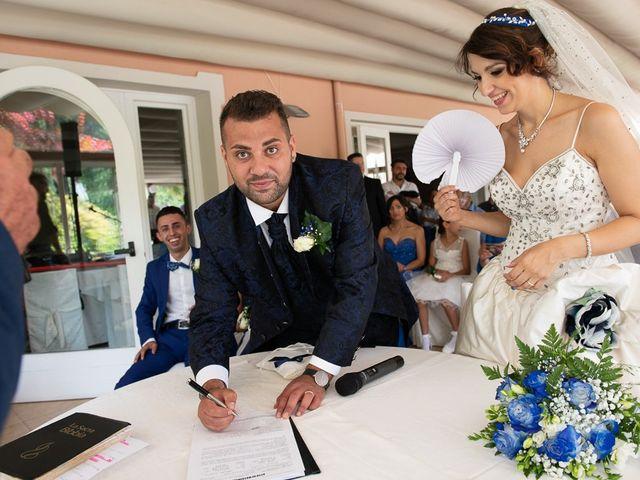 Il matrimonio di Nicolò e Marika a Bedizzole, Brescia 80