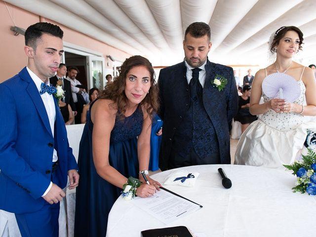 Il matrimonio di Nicolò e Marika a Bedizzole, Brescia 82