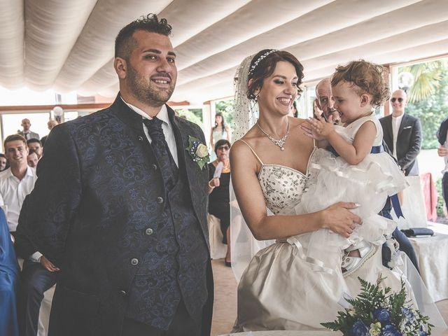 Il matrimonio di Nicolò e Marika a Bedizzole, Brescia 86