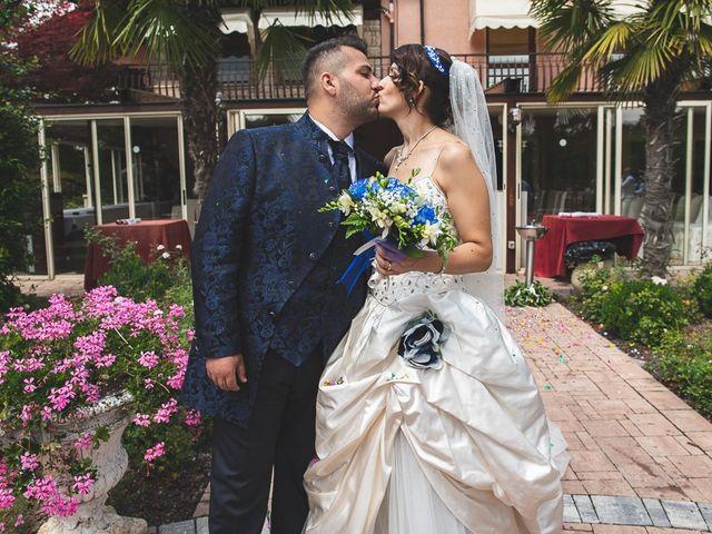 Il matrimonio di Nicolò e Marika a Bedizzole, Brescia 91