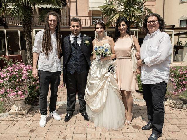 Il matrimonio di Nicolò e Marika a Bedizzole, Brescia 93