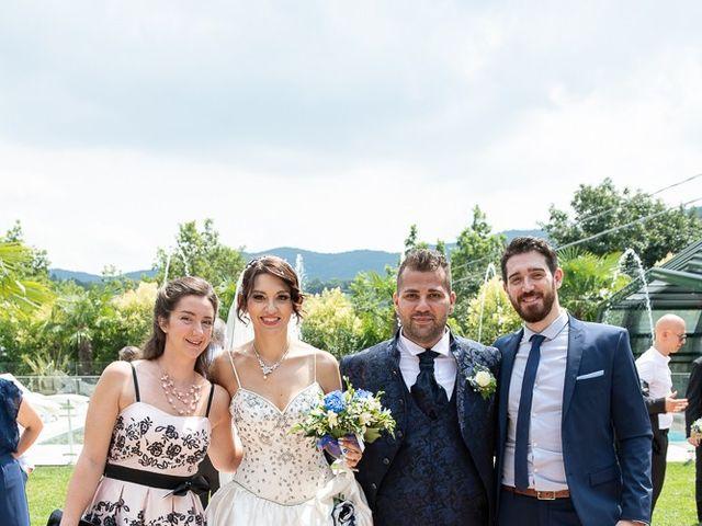 Il matrimonio di Nicolò e Marika a Bedizzole, Brescia 94