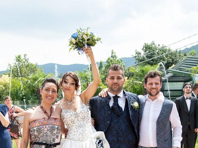 Il matrimonio di Nicolò e Marika a Bedizzole, Brescia 95