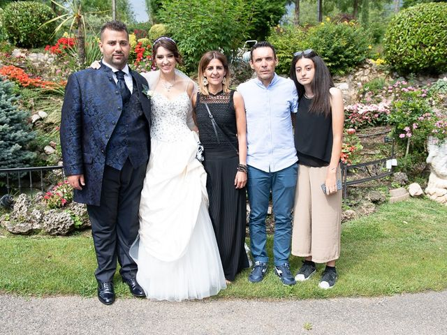 Il matrimonio di Nicolò e Marika a Bedizzole, Brescia 102