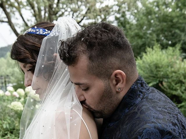 Il matrimonio di Nicolò e Marika a Bedizzole, Brescia 105