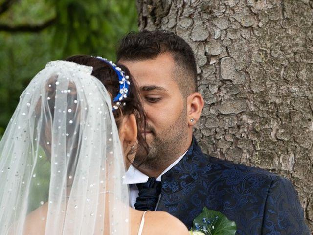 Il matrimonio di Nicolò e Marika a Bedizzole, Brescia 108