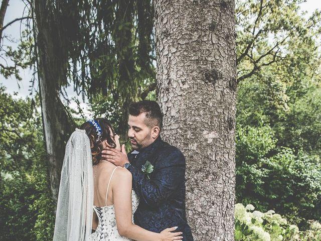 Il matrimonio di Nicolò e Marika a Bedizzole, Brescia 109