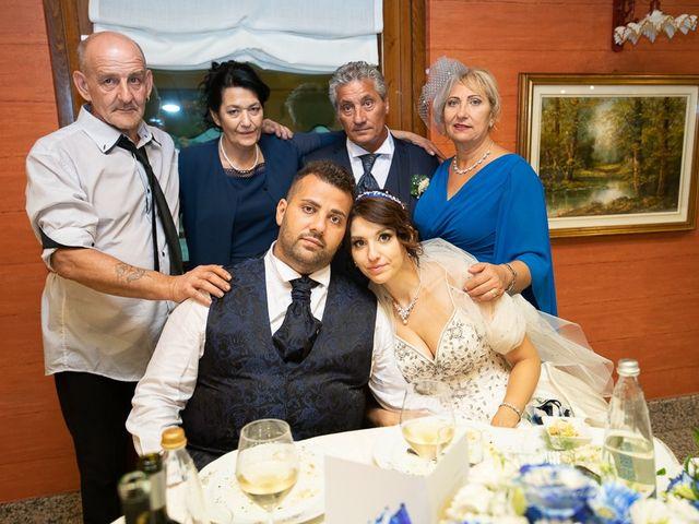 Il matrimonio di Nicolò e Marika a Bedizzole, Brescia 110