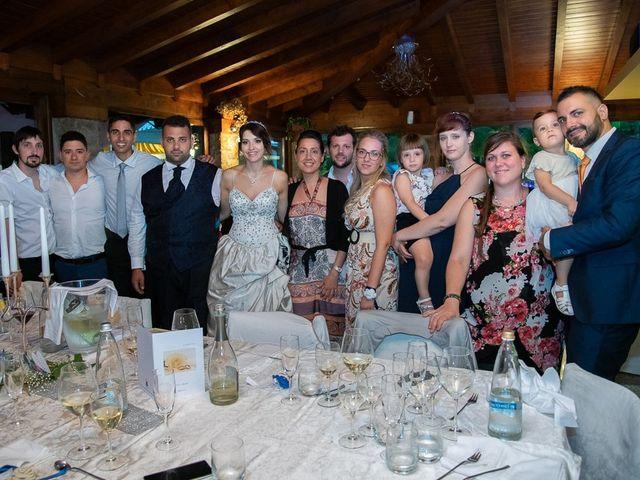 Il matrimonio di Nicolò e Marika a Bedizzole, Brescia 114