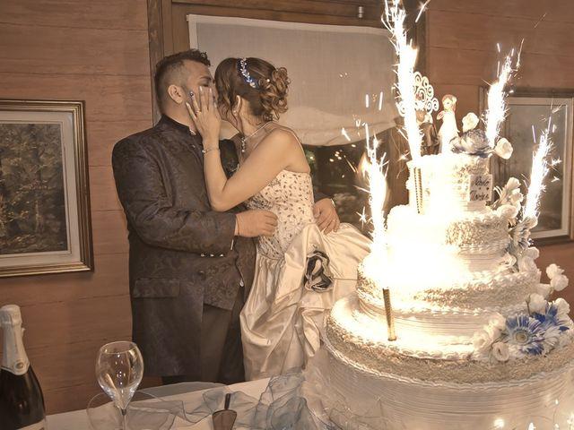 Il matrimonio di Nicolò e Marika a Bedizzole, Brescia 117
