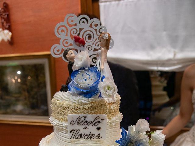 Il matrimonio di Nicolò e Marika a Bedizzole, Brescia 119