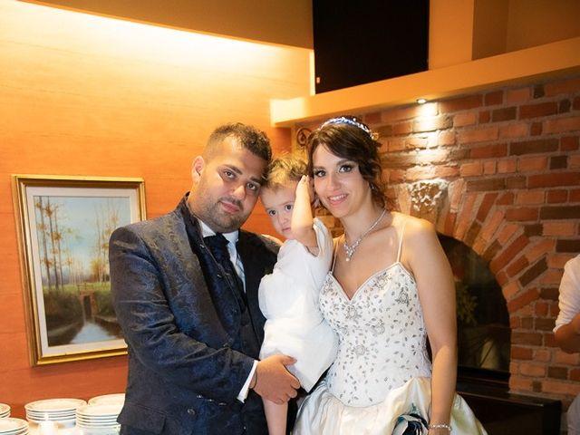 Il matrimonio di Nicolò e Marika a Bedizzole, Brescia 124