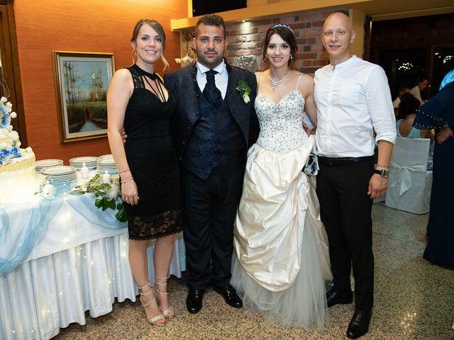 Il matrimonio di Nicolò e Marika a Bedizzole, Brescia 125
