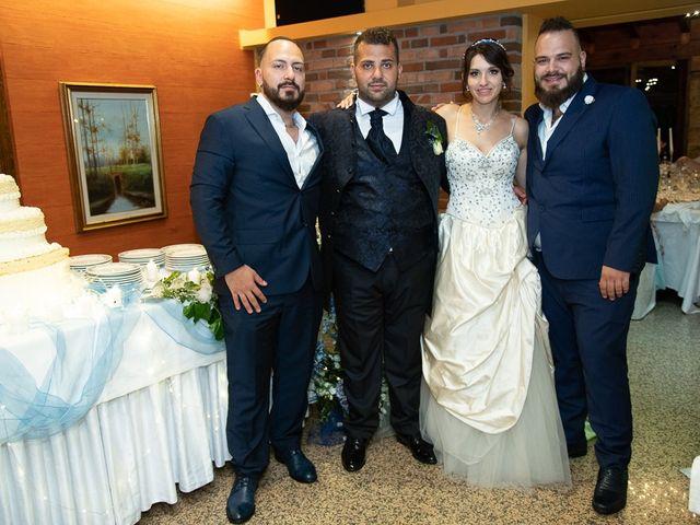 Il matrimonio di Nicolò e Marika a Bedizzole, Brescia 131